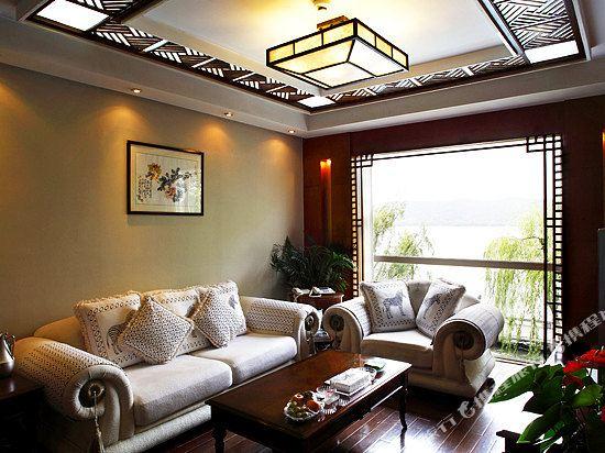 杭州大華飯店(Dahua Hotel)湖景套房