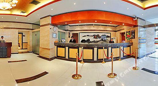 上海奕鄰66酒店(Ten66 Serviced Residences Supercity by Ariva)大堂