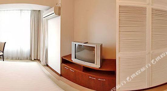 上海奕鄰66酒店(Ten66 Serviced Residences Supercity by Ariva)高級二房二廳