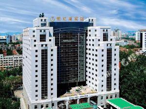 北京銀龍苑賓館