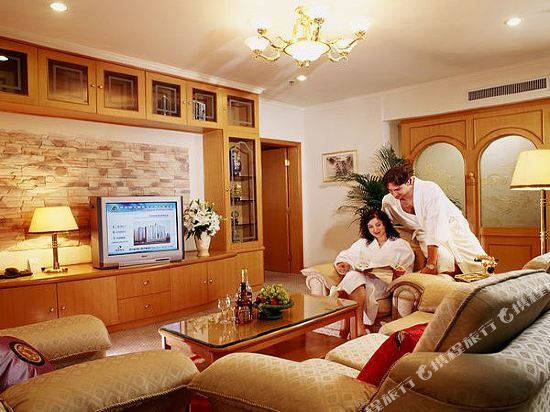 北京外國專家大廈(Foreign Experts Building)兩室一廳公寓B