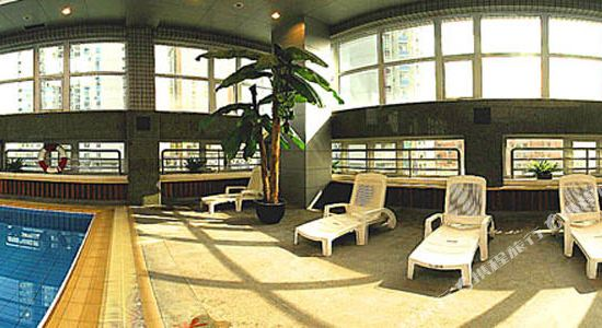 北京外國專家大廈(Foreign Experts Building)泳池
