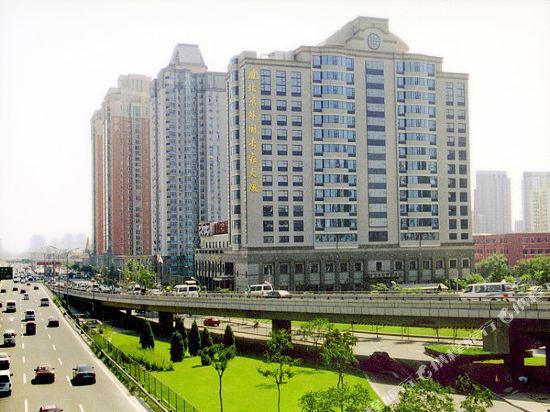 北京外國專家大廈(Foreign Experts Building)外觀