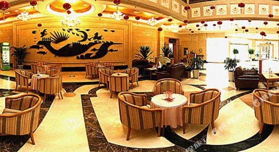 北京外國專家大廈(Foreign Experts Building)大堂