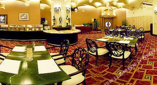 美豪麗致酒店(深圳福田會展中心店)(Mehood Lestie Hotel (Shenzhen Futian Convention and Exhibition Center))西餐廳