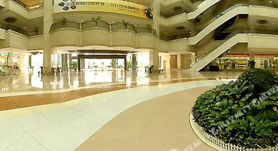 美豪麗致酒店(深圳福田會展中心店)(Mehood Lestie Hotel (Shenzhen Futian Convention and Exhibition Center))大堂