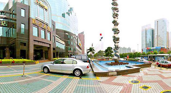 美豪麗致酒店(深圳福田會展中心店)(Mehood Lestie Hotel (Shenzhen Futian Convention and Exhibition Center))外景