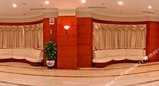 北京大方飯店(Dafang Hotel)會議室
