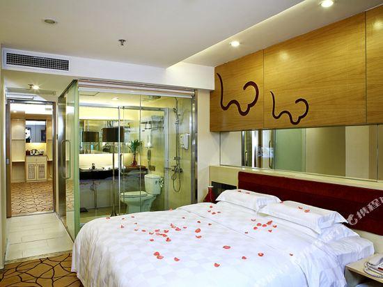 深圳楚天大酒店(Grand Chu Hotel)商務大床房