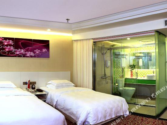 深圳楚天大酒店(Grand Chu Hotel)豪華雙人房