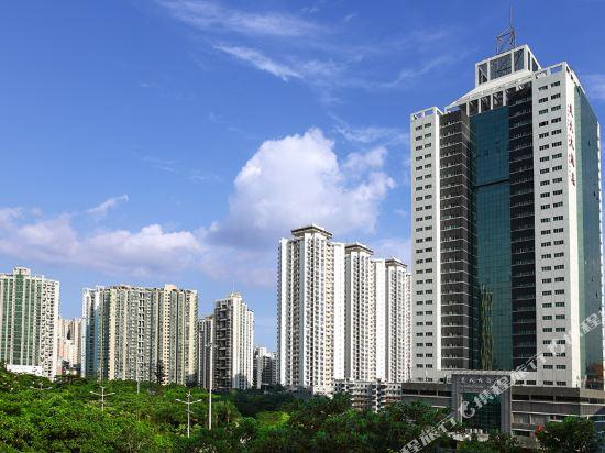 深圳楚天大酒店(Grand Chu Hotel)外觀