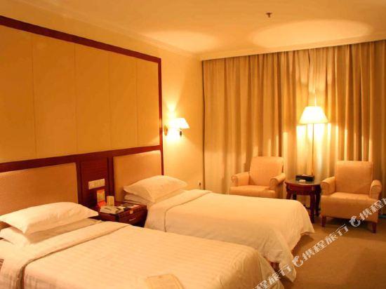 深圳景田酒店高級雙床房