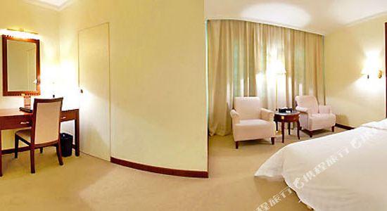 深圳景田酒店豪華雙床房