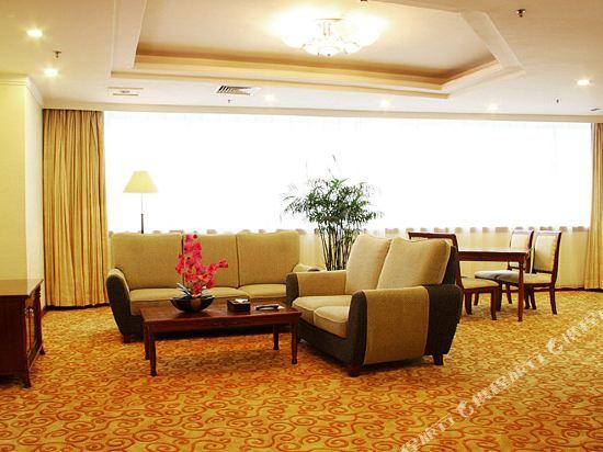 深圳景田酒店豪華套房