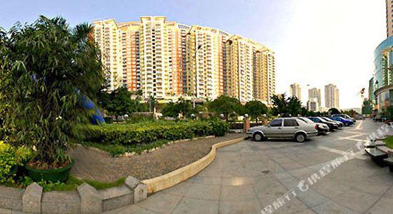 深圳景田酒店外景