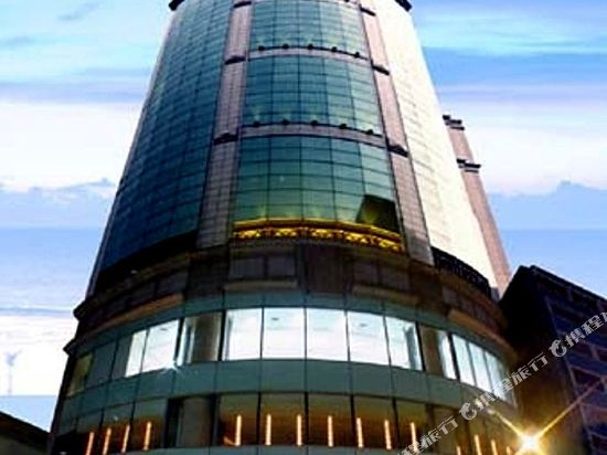 香港尖沙咀皇悅酒店(Empire Hotel Kowloon-Tsim Sha Tsui)外觀