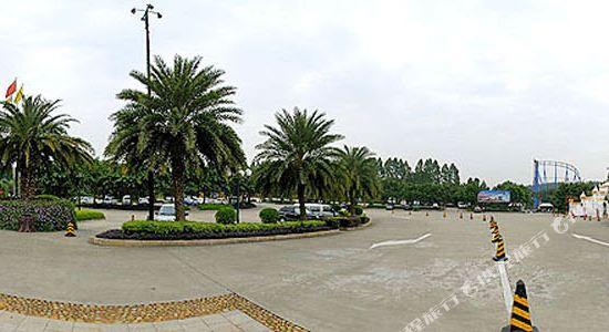 廣州長隆酒店(Chimelong Hotel)外觀