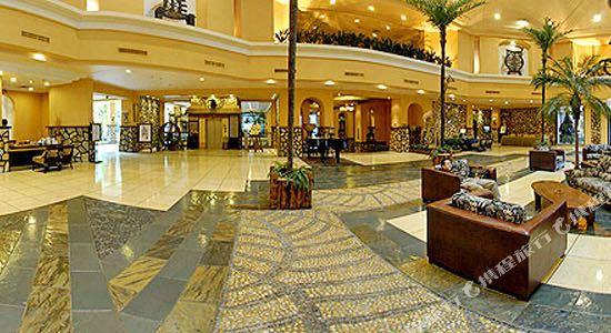廣州長隆酒店(Chimelong Hotel)大堂