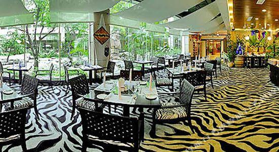 廣州長隆酒店(Chimelong Hotel)白虎西餐廳