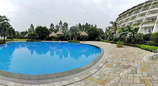 廣州長隆酒店(Chimelong Hotel)游泳池