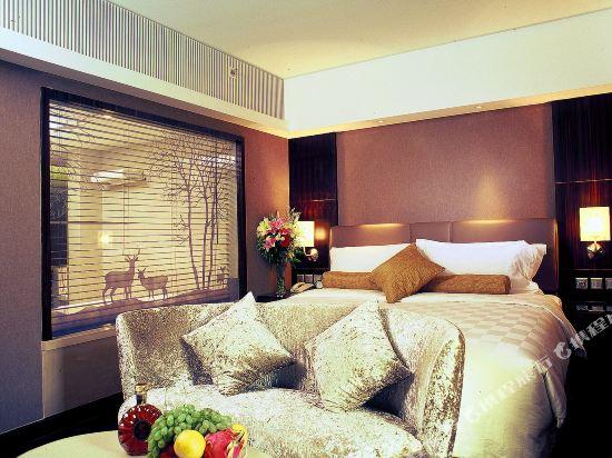 北京長白山國際酒店(Changbaishan International Hotel)行政豪華間