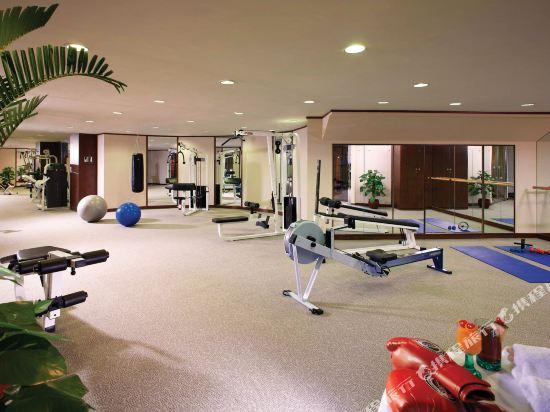 香港都會海逸酒店(Harbour Plaza Metropolis)健身房