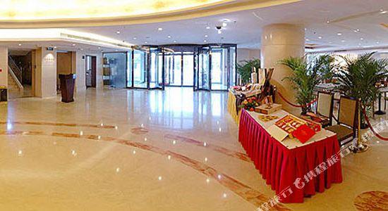 南京大飯店(Nanjing Great Hotel)大堂