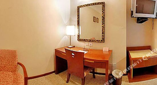南京大飯店(Nanjing Great Hotel)大床房