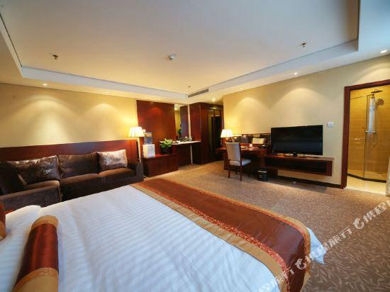 北京金色夏日商務酒店(Golden Sun Commercial Hotel)豪華大床間