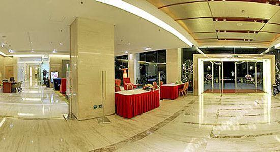 深圳博林聖海倫酒店(St.Helen Hotels)大堂