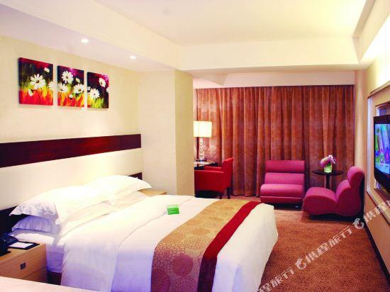 澳門皇家金堡酒店(Casa Real Hotel)高級豪華客房