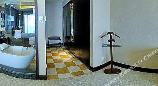 杭州開元名都大酒店(New Century Grand Hotel Hangzhou)名士閣卧室套房