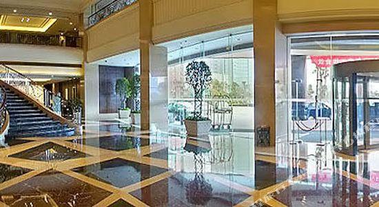 杭州開元名都大酒店(New Century Grand Hotel Hangzhou)大堂