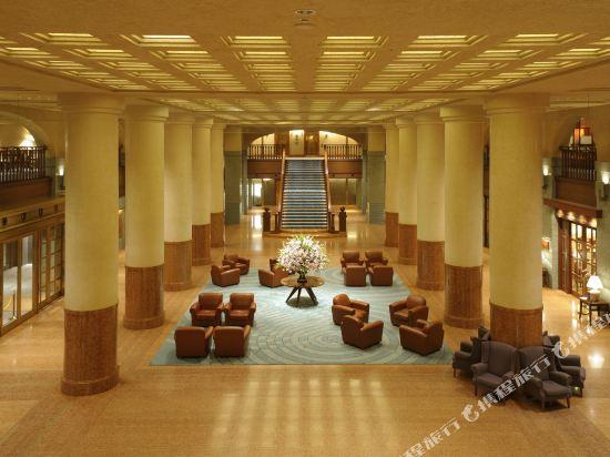 京都大倉飯店(Kyoto Hotel Okura)大堂吧