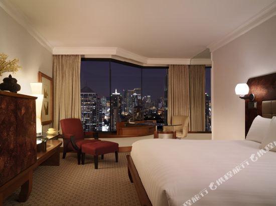 曼谷愛侶灣君悅酒店(Grand Hyatt Erawan Bangkok)至尊房