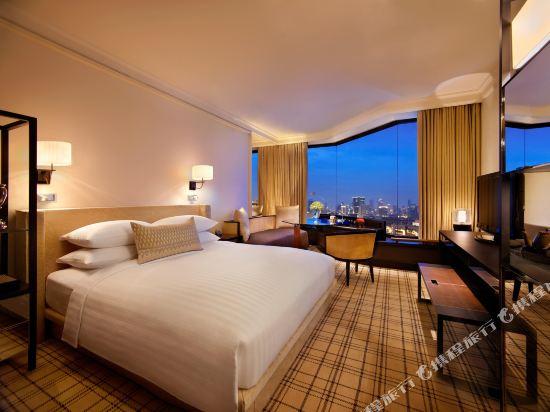 曼谷愛侶灣君悅酒店(Grand Hyatt Erawan Bangkok)君悅豪華客房