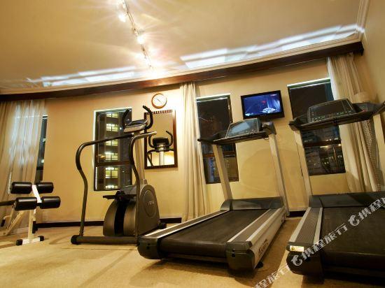 香港灣仔帝盛酒店(Dorsett Wanchai)健身房