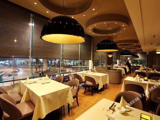 香港灣仔帝盛酒店(Dorsett Wanchai)餐廳