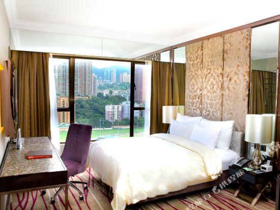 香港灣仔帝盛酒店(Dorsett Wanchai)尊貴豪華客房(全新裝潢)