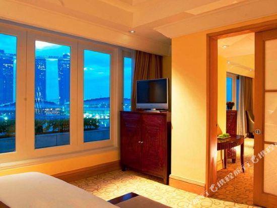 新加坡富麗敦酒店(The Fullerton Hotel Singapore)帕拉迪恩套房