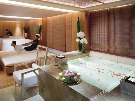 香港置地文華東方酒店(The Landmark Mandarin Oriental HK)SPA