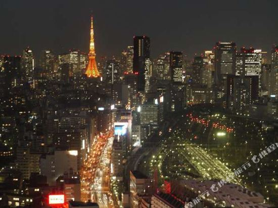 品川王子大飯店(Shinagawa Prince Hotel)眺望遠景