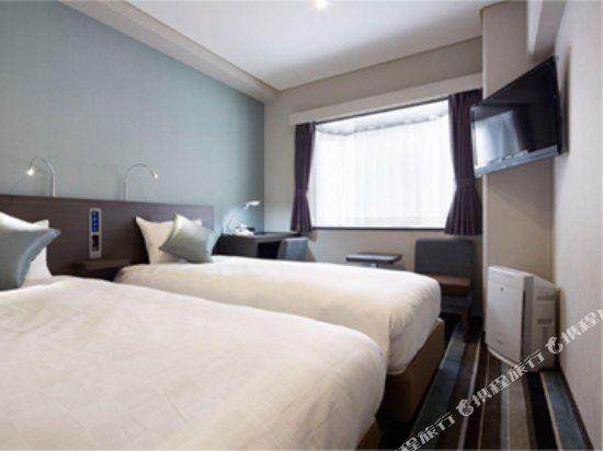 品川王子大飯店(Shinagawa Prince Hotel)雙床房-北樓