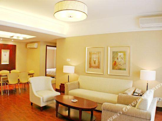 中山金鑽酒店(Golden Diamond Hotel)公寓2房2廳(小戶型)