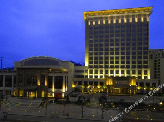 中山金鑽酒店(Golden Diamond Hotel)外觀