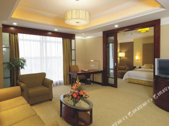 中山金鑽酒店(Golden Diamond Hotel)公寓2房2廳(大戶型)
