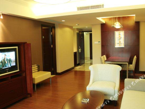 中山金鑽酒店(Golden Diamond Hotel)公寓2房2廳
