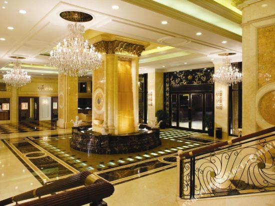 澳門英皇娛樂酒店(Grand Emperor Hotel)公共區域