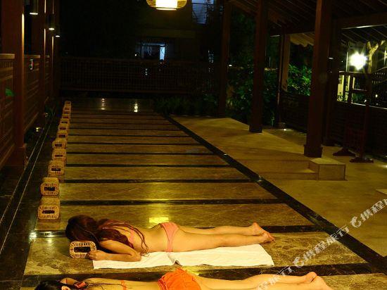 中山温泉賓館(Zhongshan Hot Spring Resort)健身娛樂設施