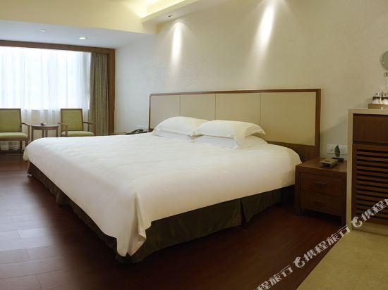 中山温泉賓館(Zhongshan Hot Spring Resort)中心園套房